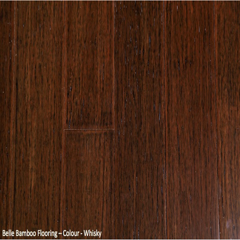 Belle Bamboo Flooring - Whisky